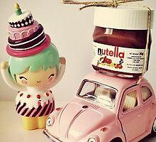 Momiji Doll - Nutella by Alpinoalves
