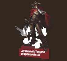 Justice ain't gonna dispense itself by Miausita