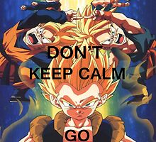 Don' t Keep Calmn, Go Super Saiyan (16) by LagrangeMulti
