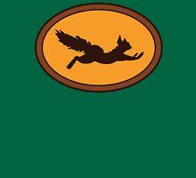 Ooh-Shiny! ADHD Squirrel Superhero Logo Unisex T-Shirt