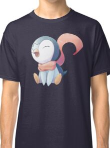 Winter Scarf Piplup Classic T-Shirt