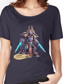 The Hierarch of the Daelaam Women's Relaxed Fit T-Shirt