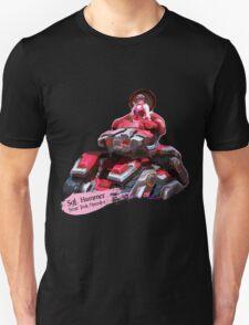 Siege Tank Operator Unisex T-Shirt