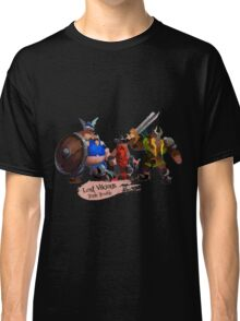 Triple Trouble Classic T-Shirt
