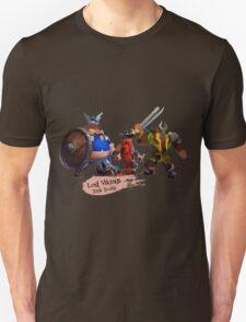 Triple Trouble Unisex T-Shirt