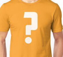 Question Mark - style 2 Unisex T-Shirt