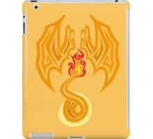 Crouching Trainer, Hidden Charizard iPad Case/Skin