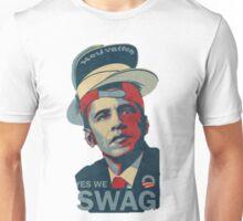Yes We SWAG - Obama Unisex T-Shirt