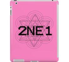 2NE1 - Black iPad Case/Skin