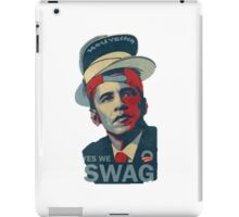 Yes We SWAG - Obama iPad Case/Skin