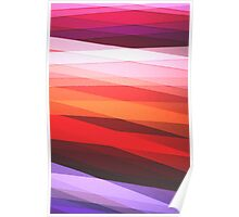 Fabric Swatches Poster