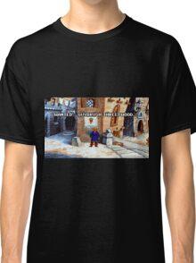 Wanted Guybrush Threepwood! (Monkey Island 2) Classic T-Shirt