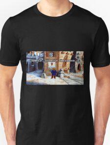 Wanted Guybrush Threepwood! (Monkey Island 2) Unisex T-Shirt