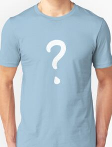 Question Mark - style 1 Unisex T-Shirt