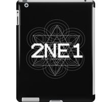 2NE1 - White iPad Case/Skin