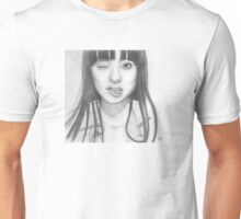 Lippy winker Unisex T-Shirt