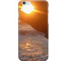 Sun In between Your Fingers iPhone Case/Skin