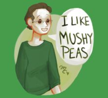 I like mushy peas - V2 by makjesdewafflus