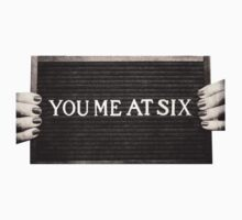 You Me At Six - Sinners Never Sleep by Daryl Chan