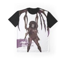 Queen Of Blades Graphic T-Shirt
