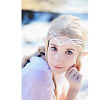 Galadriel, Lady of the Light Photographic Print