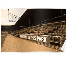 The Old Ballpark 3 Poster