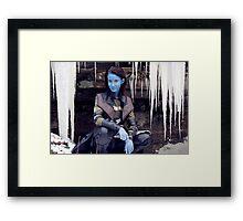 Jotun Loki Framed Print