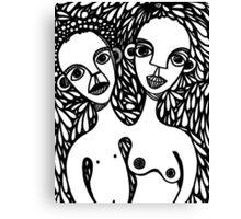 Mate Canvas Print