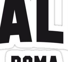 ITALIA ROMA Sticker