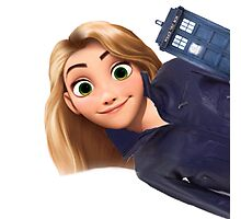 Rose Tyler x Disney Photographic Print