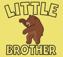 Little Brother Bear Baby Tee