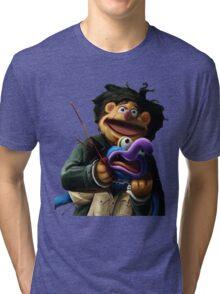 Gonzo's murder Tri-blend T-Shirt