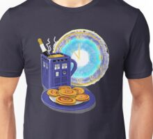 Doctor Who Tea Time! Unisex T-Shirt