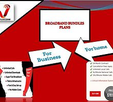 Broadband bundle plans by carrywright1232