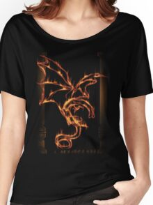 Fire and Death Women's Relaxed Fit T-Shirt