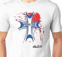 Prime Time Bloody Cross Unisex T-Shirt