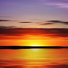 The Colours of Sunset @ Derby WA by Mark Ingram