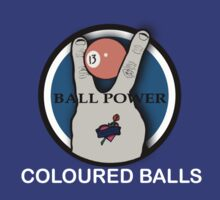 Coloured Balls - Ball Power by RatRock