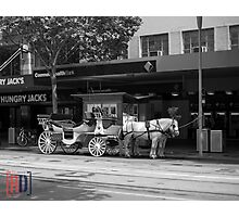 Melbourne 2014  Photographic Print