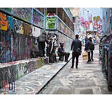 Melbourne 2014  Photographic Print