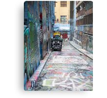 Melbourne 2014  Metal Print