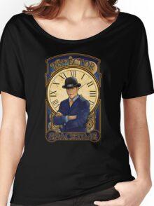 Inspector Spacetime Nouveau Women's Relaxed Fit T-Shirt