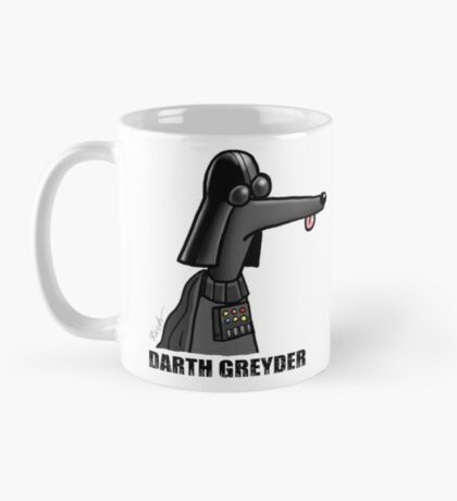 Darth Greyder Mug