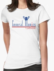 General Atomics Womens Fitted T-Shirt
