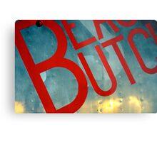 Beauty Butch Metal Print
