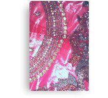 Sari I Canvas Print