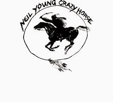 Neil Young & Crazy Horse 003 Women's Fitted V-Neck T-Shirt