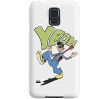 Yeah! It's Rock 'n Roll! Samsung Galaxy Case/Skin