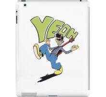 Yeah! It's Rock 'n Roll! iPad Case/Skin