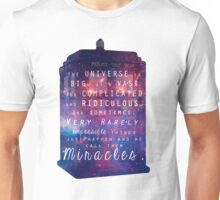 Miracles Unisex T-Shirt